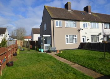 Thumbnail 3 bedroom end terrace house for sale in Ash Walk, Stradishall