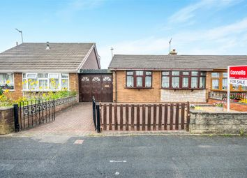 Thumbnail 2 bedroom semi-detached bungalow for sale in Newman Road, Tipton