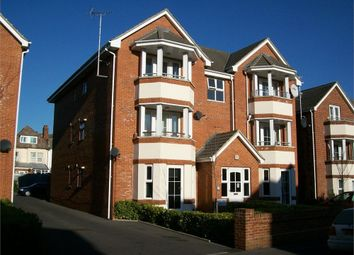 Thumbnail 2 bedroom flat to rent in Saturn Lodge, Florence Road, Bournemouth