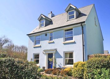 Thumbnail 5 bedroom detached house for sale in Greenhill Road, Staddiscombe, Plymouth