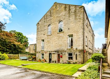 Thumbnail 2 bedroom flat for sale in Mill Moor Road, Meltham, Holmfirth