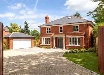 Thumbnail 5 bed detached house to rent in Reading Road, Shiplake, Oxfordshire