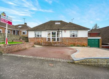 Thumbnail 2 bed bungalow for sale in Varndean Gardens, Brighton