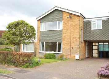 Thumbnail 4 bed link-detached house for sale in Quintons Corner, East Bergholt, Colchester, Suffolk