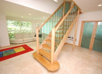 Thumbnail 4 bedroom detached house for sale in Western Road, Branksome Park