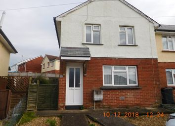 Thumbnail 3 bed semi-detached house to rent in Streamers Meadows, Honiton
