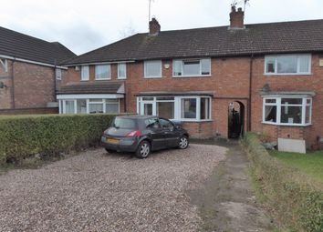 Thumbnail 3 bed terraced house for sale in Alvechurch Road, Northfield, Birmingham
