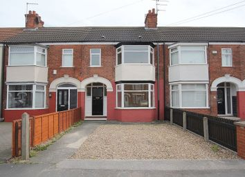 Thumbnail 3 bedroom terraced house to rent in Northfield Road, Hull