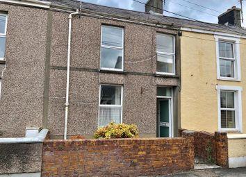 3 bed terraced house for sale in Railway Terrace, Ffairfach, Llandeilo SA19