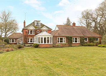 Thumbnail 6 bed detached house for sale in Milton Lilbourne, Pewsey, Wiltshire
