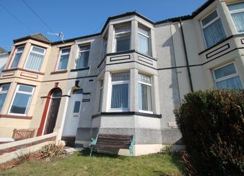 Thumbnail 3 bed terraced house for sale in Park Place, Waunlwyd, Ebbw Vale, Blaenau Gwent