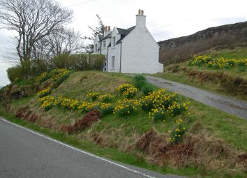 Thumbnail 3 bed detached house for sale in 15 Colbost, Dunvegan