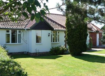 Thumbnail 3 bed semi-detached bungalow for sale in Copmanthorpe Lane, Bishopthorpe, York