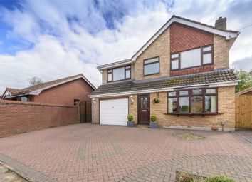 Thumbnail 4 bedroom detached house for sale in Simon Close, Wellington, Shropshire