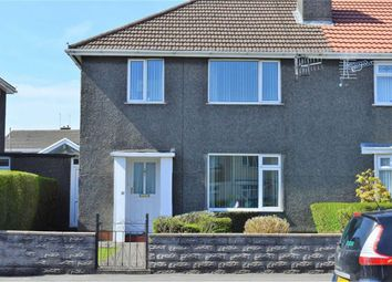 Thumbnail 3 bed semi-detached house for sale in Upper Gendros Crescent, Swansea