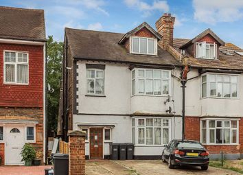 Thumbnail 1 bed flat for sale in Norbury Crescent, Norbury, London
