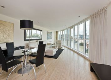 Thumbnail 3 bed flat to rent in Bridge House, St George Wharf, London