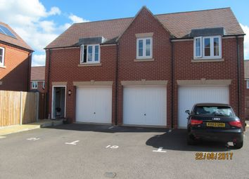 Thumbnail 2 bed flat for sale in Gold Furlong, Bedford, Central Bedfordshire