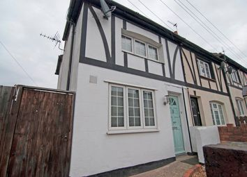 Thumbnail 2 bed end terrace house for sale in New Road, South Darenth, Dartford