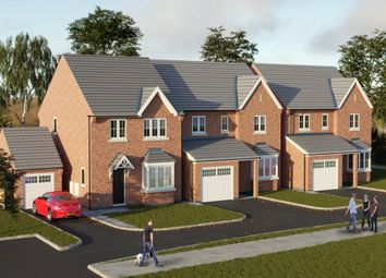 4 bed detached house for sale in Plot 3, Thorpe Downs Road, Church Gresley, Swadlincote DE11