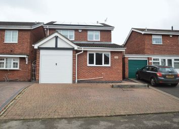 Thumbnail 4 bedroom detached house for sale in St. Albans Road, Bulwell, Nottingham