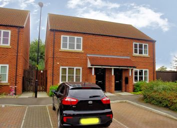 Thumbnail 2 bed semi-detached house for sale in Station Court, Tollerton