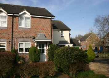 Thumbnail 2 bedroom end terrace house for sale in Kennet Way, Hungerford