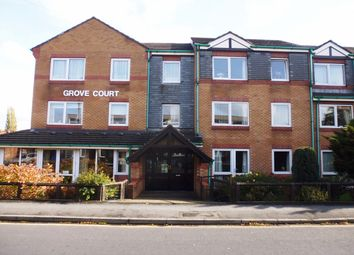 Thumbnail 1 bedroom flat for sale in Grove Court, Chapel Street, Hazel Grove, Stockport