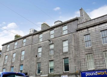 Thumbnail 3 bed flat for sale in 124 Union Street, Aberdeen