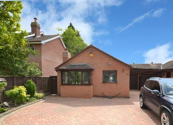Thumbnail 2 bed detached bungalow for sale in Beaumaris Road, Newport, Shropshire