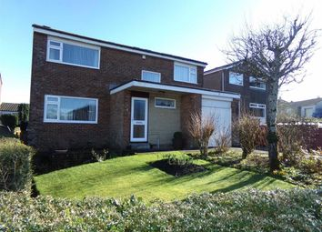 Thumbnail 4 bed detached house for sale in Newlands Road, Cockermouth