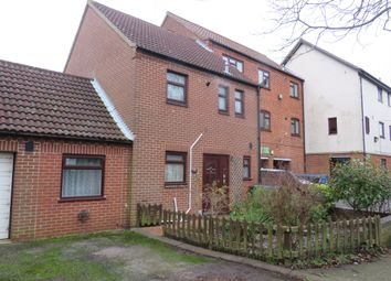 Thumbnail 4 bedroom link-detached house for sale in Cotterall Court, Norwich