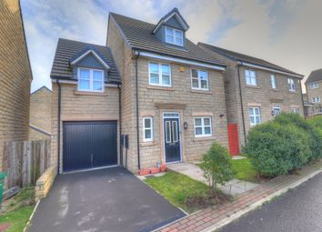 Thumbnail 5 bed detached house for sale in Flaxton Court, Laisterdyke, Bradford