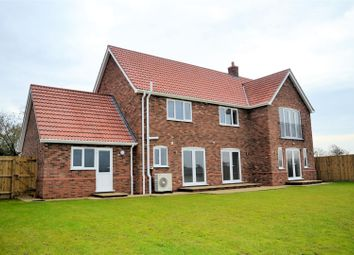 Thumbnail 4 bed detached house for sale in St. Peters Road, St. Germans, King's Lynn
