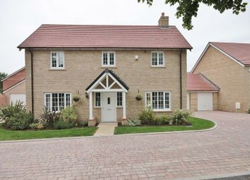 Thumbnail 4 bed detached house for sale in Steventon Storage Facility, Hanney Road, Steventon, Abingdon