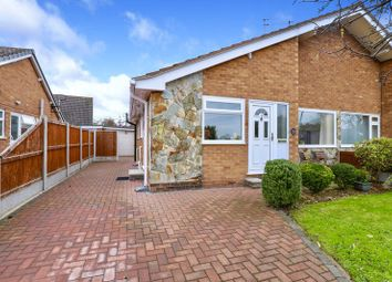 Thumbnail 2 bed semi-detached bungalow for sale in Glan Ffyddion, Dyserth, Rhyl