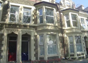 2 bed flat to rent in Howard Gardens, Roath, Cardiff CF24