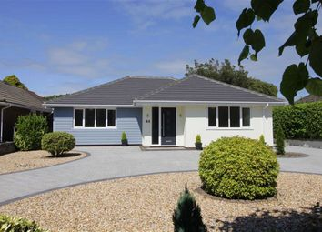 Thumbnail 3 bedroom bungalow for sale in Crossmead Avenue, New Milton