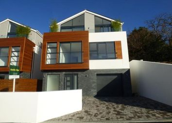 Thumbnail 4 bed detached house for sale in Corfe View Road, Poole, Dorset