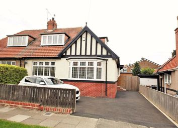 Thumbnail 4 bed semi-detached bungalow for sale in Newlands Avenue, Off Queen Alexandra Road, Sunderland