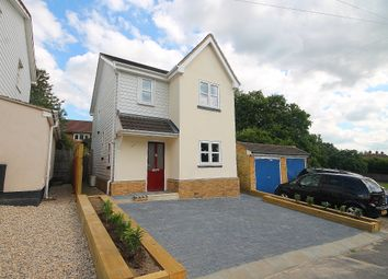 Thumbnail 3 bed detached house for sale in Western Avenue, Epping