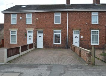 Thumbnail 2 bed terraced house for sale in Barnsley Road, South Kirkby, Pontefract