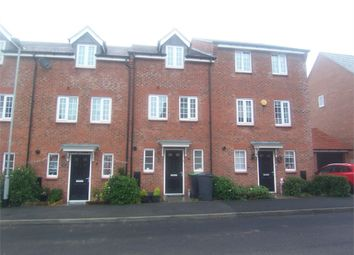 Thumbnail 4 bed town house to rent in Pennyroyal Way, Kirkby-In-Ashfield, Nottingham