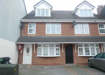 Thumbnail 5 bed town house to rent in Miner Street, Walsall