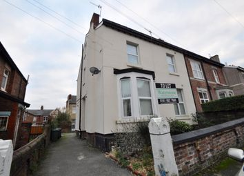 Thumbnail 1 bed flat to rent in Cumberland Road, Wallasey