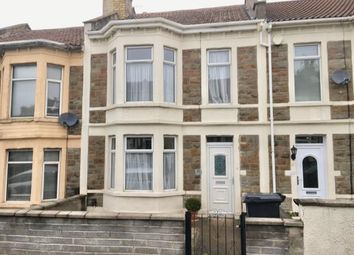 Thumbnail 3 bed terraced house for sale in Bloomfield Road, Brislington, Bristol, .