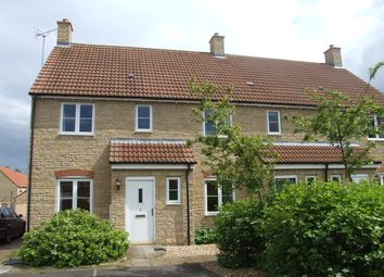 Thumbnail 3 bed end terrace house to rent in Long Ground, Corsham