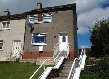 Thumbnail 2 bed terraced house for sale in Braeside Crescent, Bargeddie, Baillieston, Glasgow