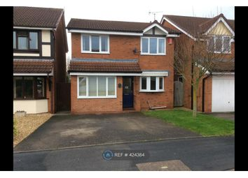 Thumbnail 3 bed detached house to rent in Christie Avenue, Stafford