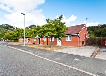 Thumbnail 2 bed semi-detached bungalow for sale in Wensley Avenue, Halewood, Liverpool